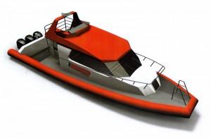 New Vessel : Artist Model